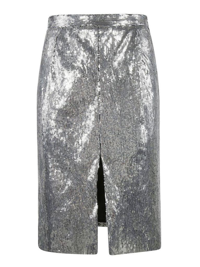 Blugirl Sequined Skirt