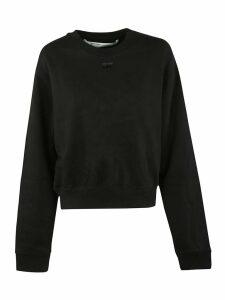 Off-White Distressed Sweatshirt