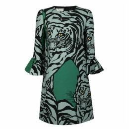 VALENTINO Tiger Mini Dress