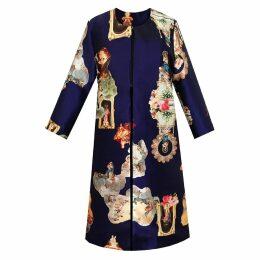 Nissa - Maxi Dress with Floral Print