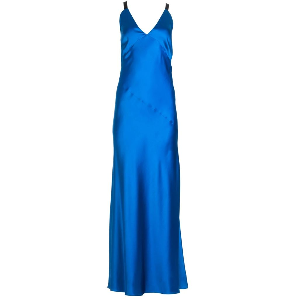 Dor Raw Luxury - The French Balcony Rituals Linen Dress Flax