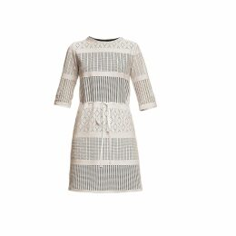 Rumour London - Capri Lace Dress With Sheer Sleeves
