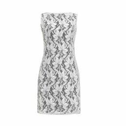 Rumour London - Chelsea Sleeveless Lace Overlay Dress