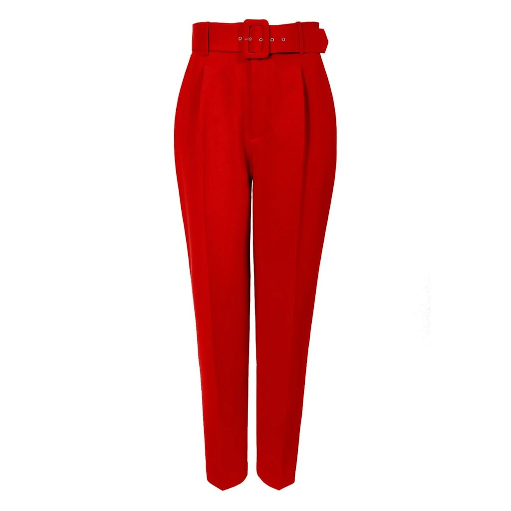 PAISIE - Floral Print Playsuit with Ruffles & Gathered Waist in Light Blue