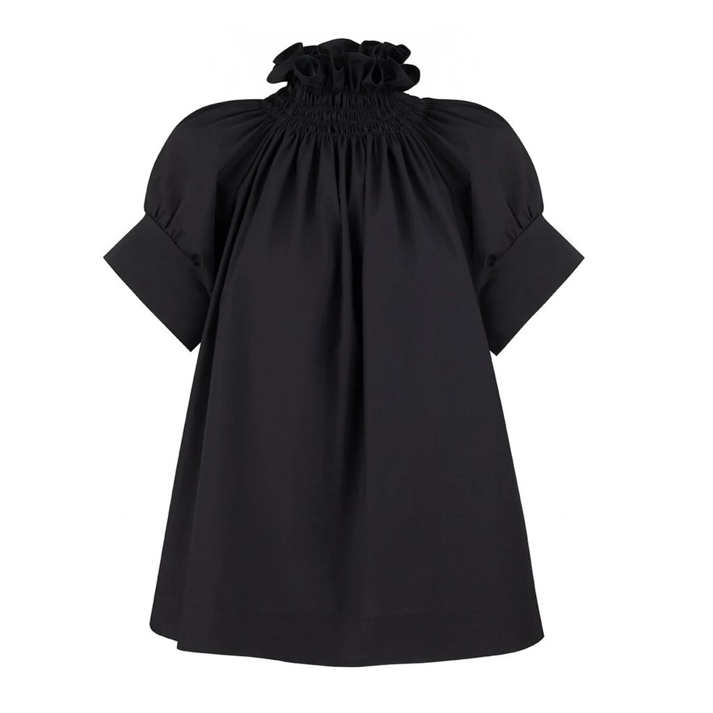 Dor Raw Luxury - The Elephant House Of Magic Linen Kimono Anthracite