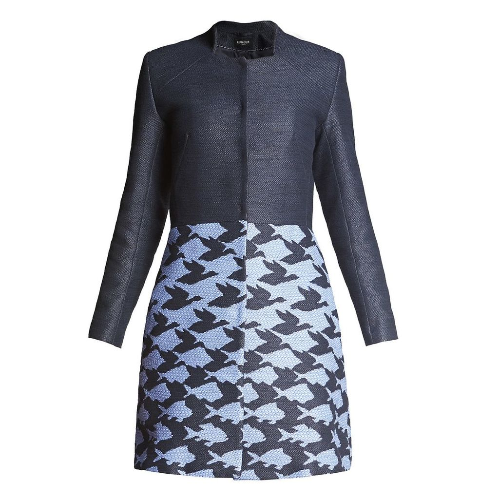 Rumour London - Sea & Sky Fitted Mid-Weight Jacket