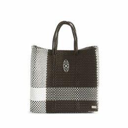 MUZA - Silk Organza Shirt In Black