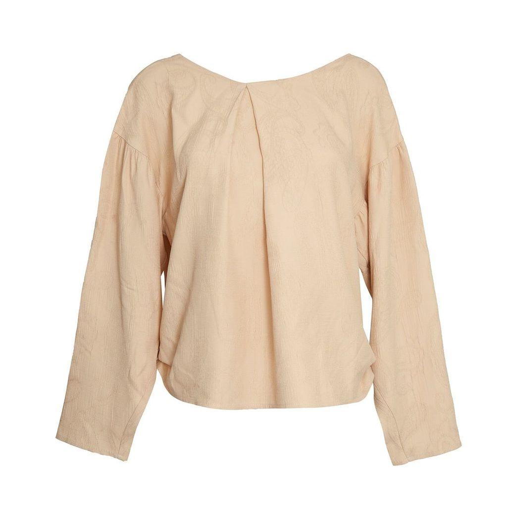 K M by L A N G E - Powder Blouse