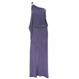 Genevie - Amelie Silk Kimono Robe