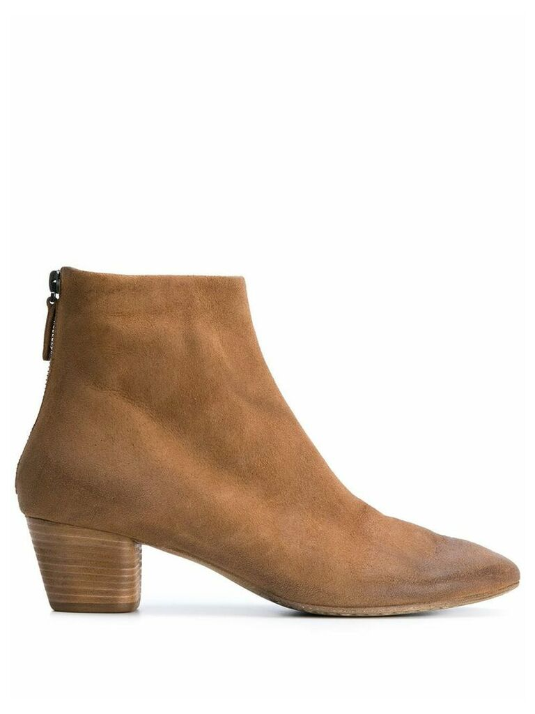 Marsèll classic ankle boots - Neutrals