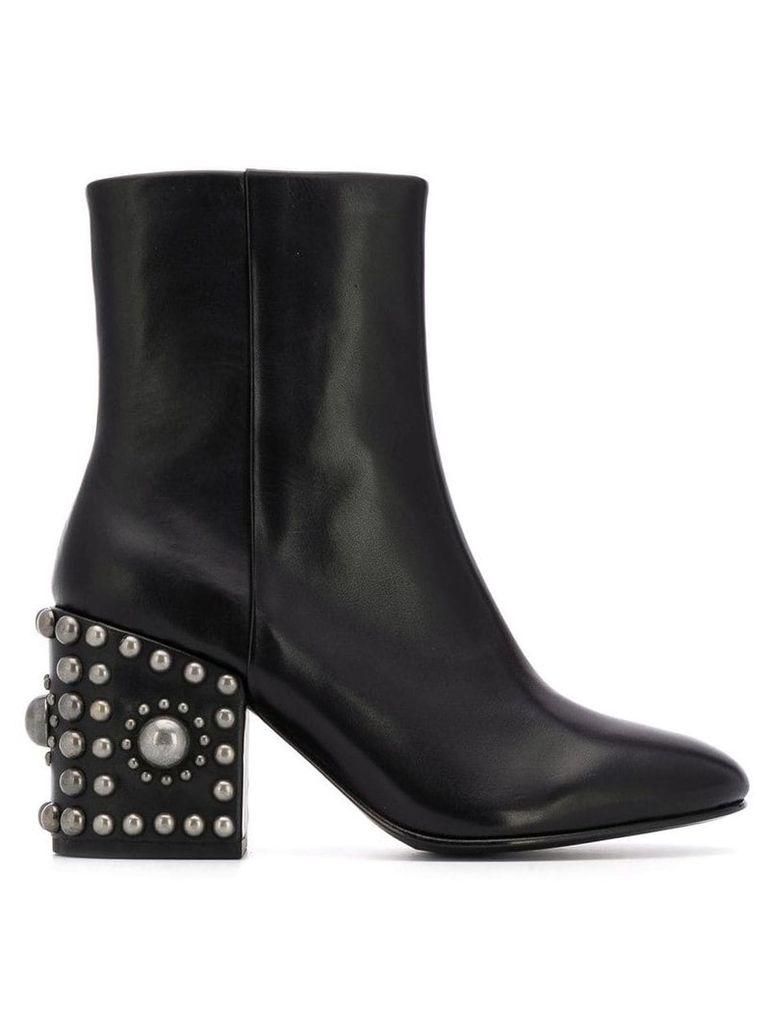 Ash Era ankle boots - Black