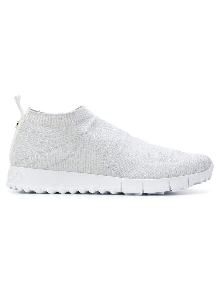 Jimmy Choo Norway sneakers - White