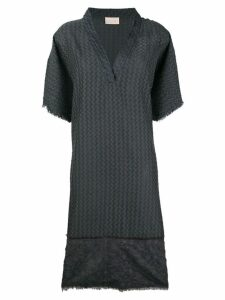 Tara Matthews Lumio zig-zag beach dress - Grey