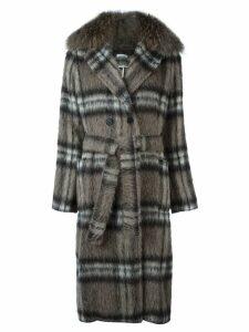 P.A.R.O.S.H. 'Lionel' coat - Grey