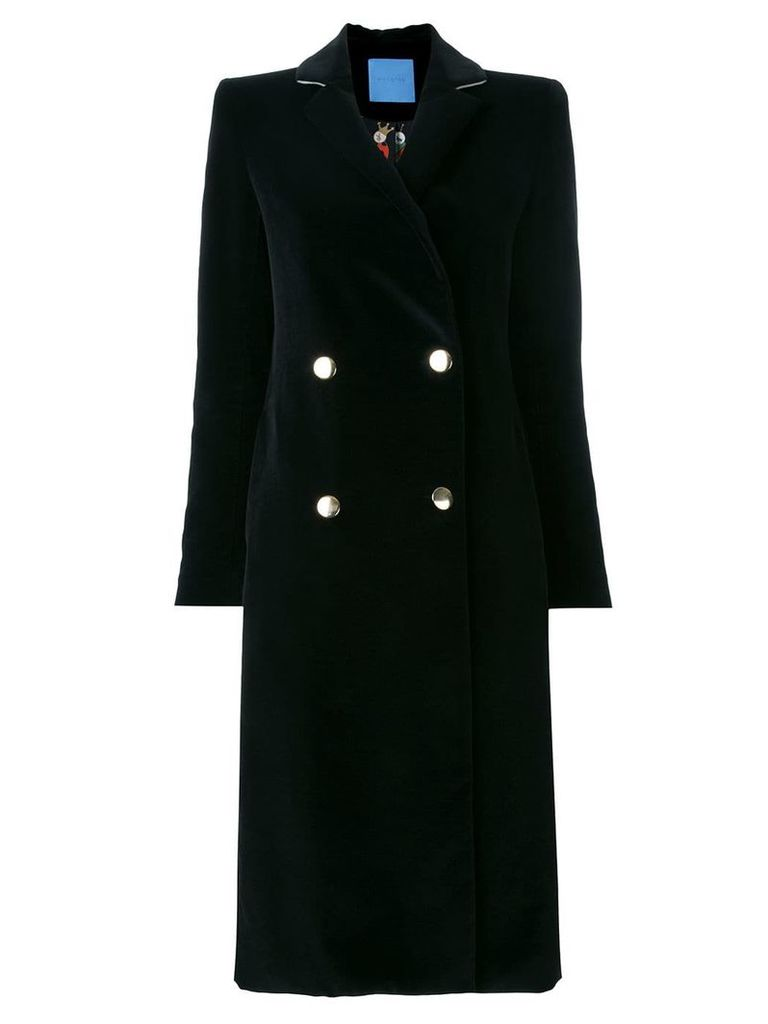 Macgraw Sovereign coat - Black