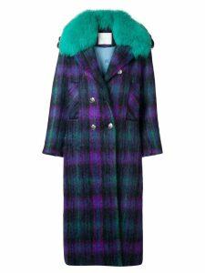 Giada Benincasa Lola coat - Blue