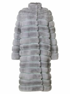 Liska Barnabas fur coat - Grey