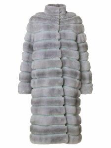 Liska Barnabas fur coat - Grey