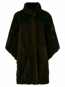 Liska Magrit fur coat - Brown