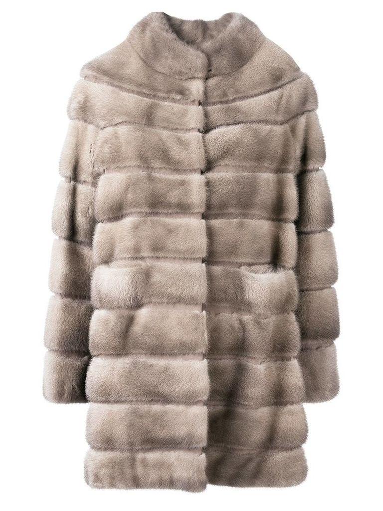 Liska Cheyenna coat - Grey