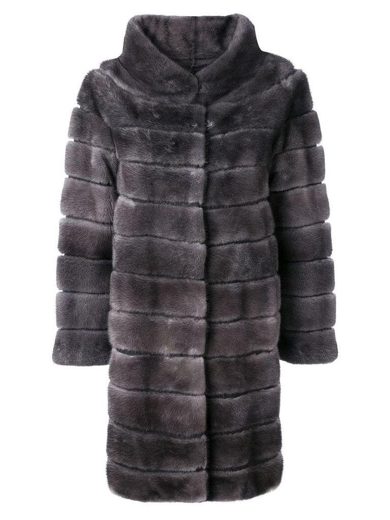 Liska Antonia coat - Grey