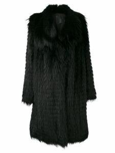 Liska oversized coat - Black