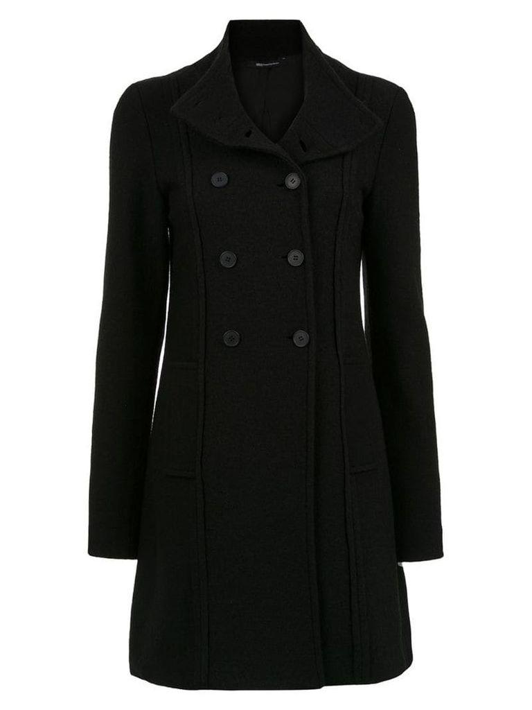 Uma Raquel Davidowicz Roca wool coat - Black