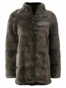 Liska 'Joki' coat - Green