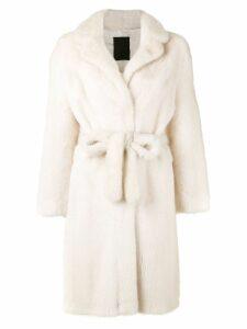 Liska Sura coat - Neutrals