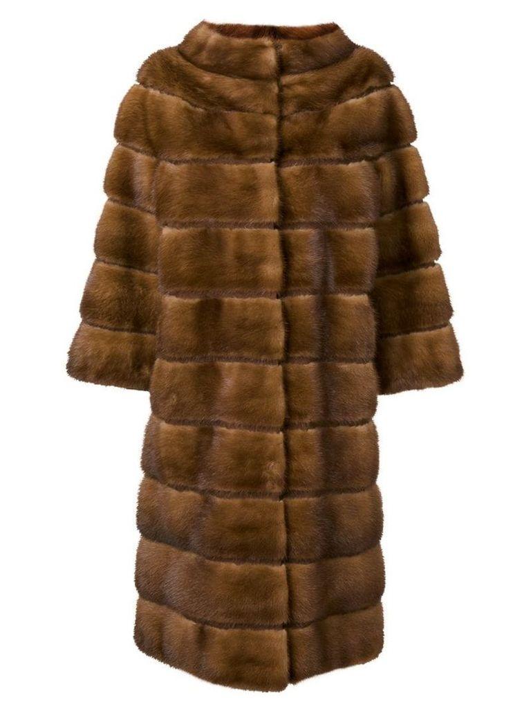 Liska Zora coat - Brown