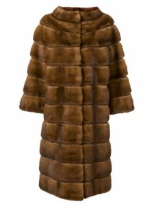 Liska Zora coat - Brown