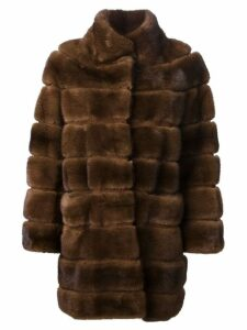 Liska 'Cheyenna' coat - Brown