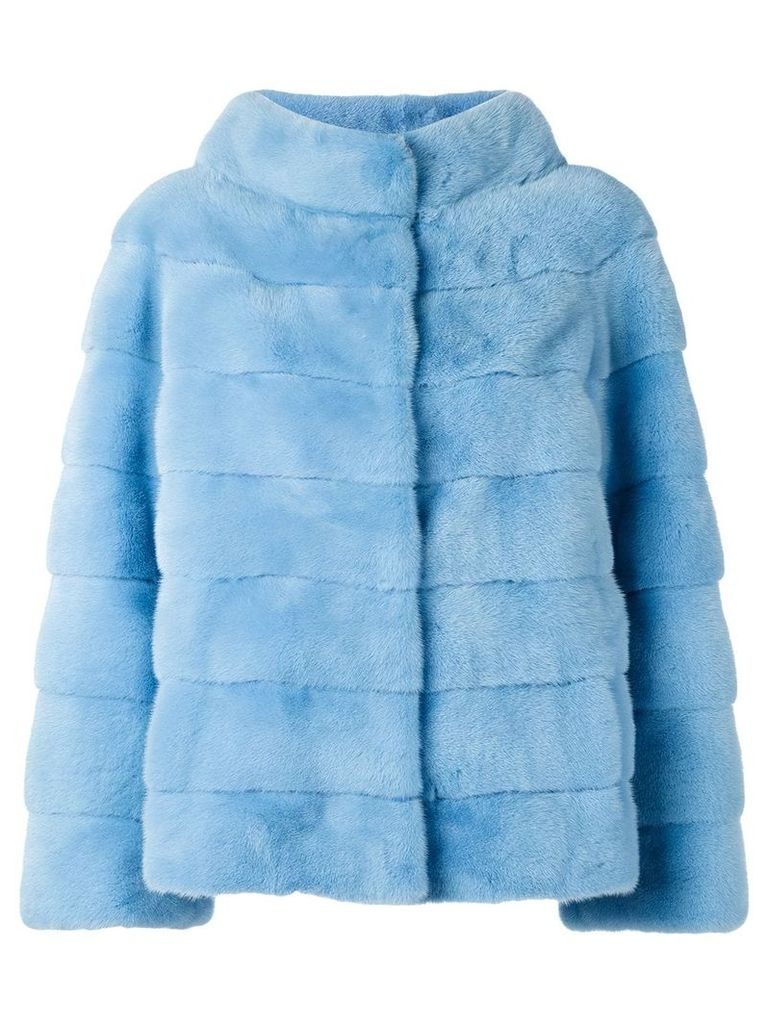Liska Philippa coat - Blue