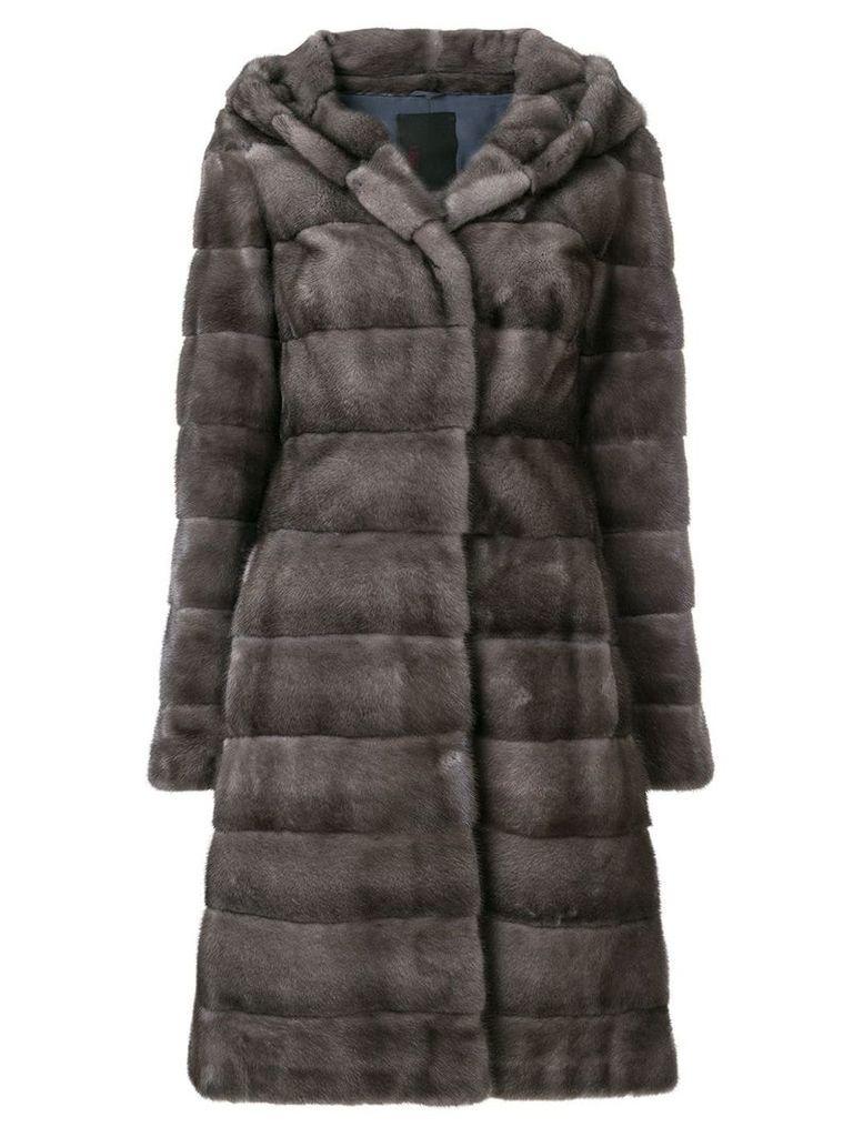 Liska Valenzia coat - Brown