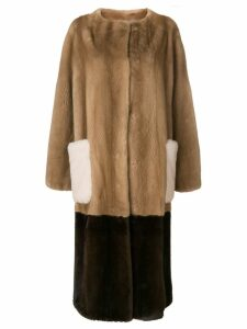 Liska Petunia coat - Brown