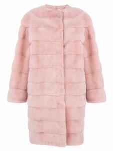 Liska Luce coat - Pink