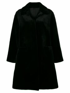 Liska Geranio coat - Black