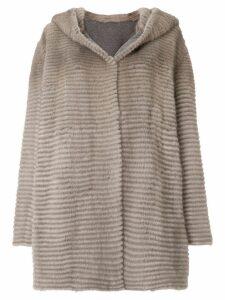 Liska Rosalie coat - Neutrals
