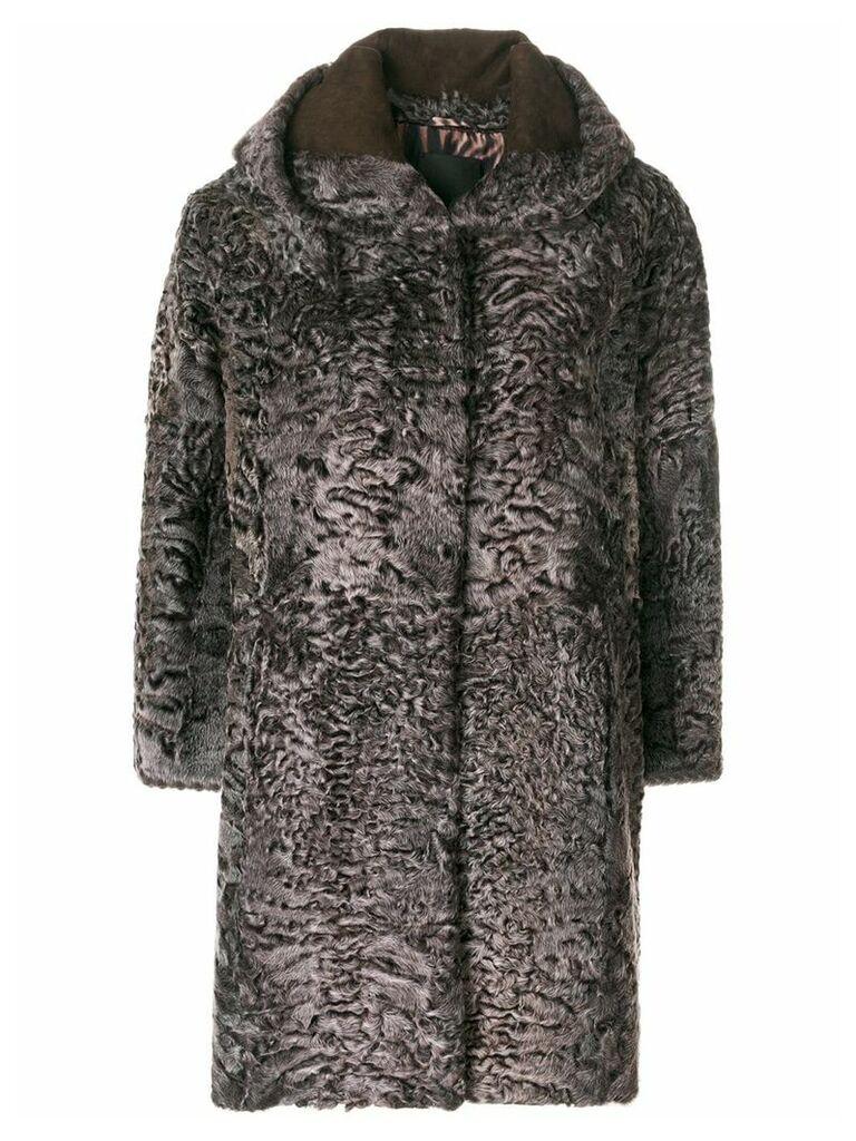 Liska Ariete coat - Grey