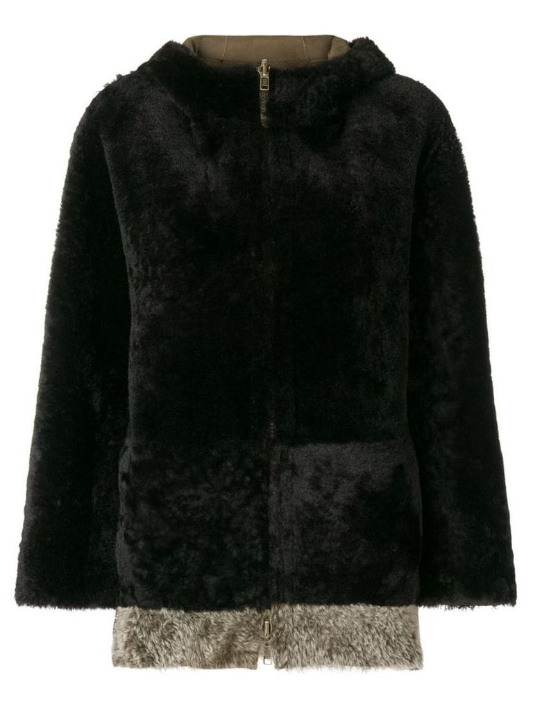 Sylvie Schimmel shearling coat - Green