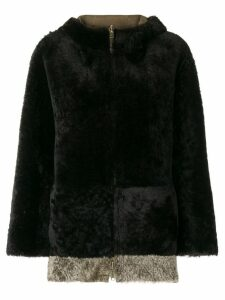 Sylvie Schimmel shearling coat - Green
