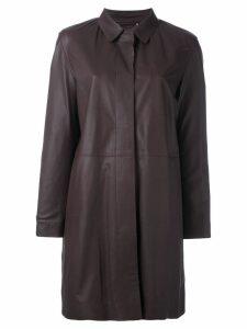 Desa 1972 classic mid coat - Red