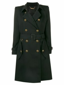 Givenchy military trench coat - Black