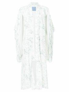 Macgraw Medici kimono - White