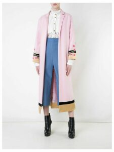 Macgraw Remedy robe coat - Pink