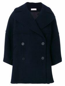Faith Connexion oversized sleeve coat - Blue