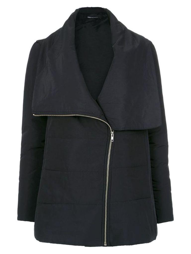 Uma Raquel Davidowicz Rodeio coat - Black