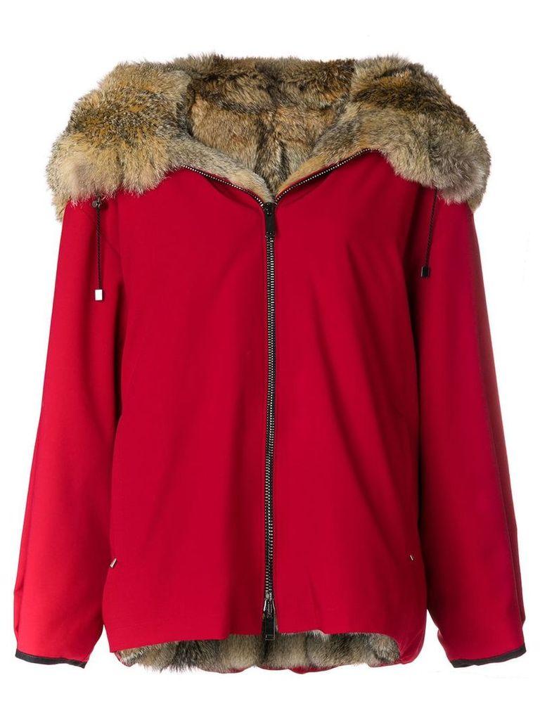 Liska Clermon coat - Red