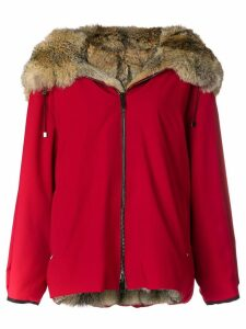 Liska Clermon coat - Red