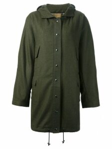 Liska 'Bailey' parka - Green